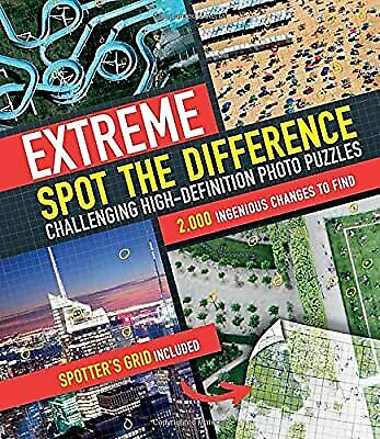 £3.01 • Buy Extreme Spot The Difference, Tim Dedopulos, Used; Good Book