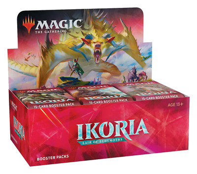 £92.99 • Buy MTG Magic The Gathering   Ikoria Lair Of The Behemoths   Booster Box New Sealed