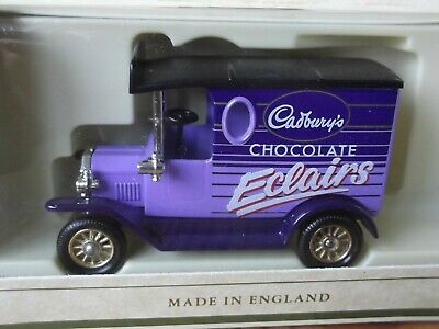 £3 • Buy Lledo Promotional LP6292, Model T Ford Van, Cadbury's Chocolate Eclairs