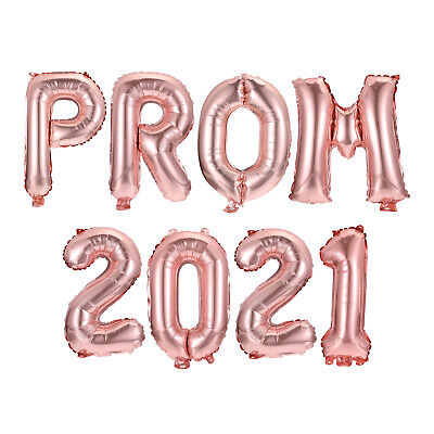 £4.73 • Buy Graduation Party Balloons Decor PROM 2021 Design Party Balloon Decors For Indoor