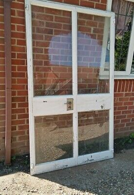 £595 • Buy Antique Crittall Doors French Doors Free Delivery