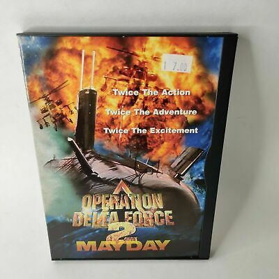 £5.54 • Buy  Operation Delta Force 2: MayDay DVD