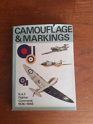 £18 • Buy Camouflage & Markings RAF Fighter Command 1936-1945