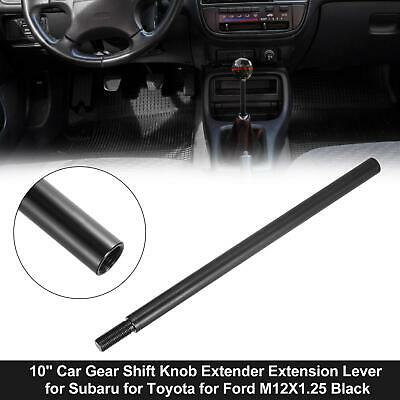 $14.99 • Buy 10  Car Gear Shift Knob Extender Extension Lever For Subaru For Toyota M12X1.25