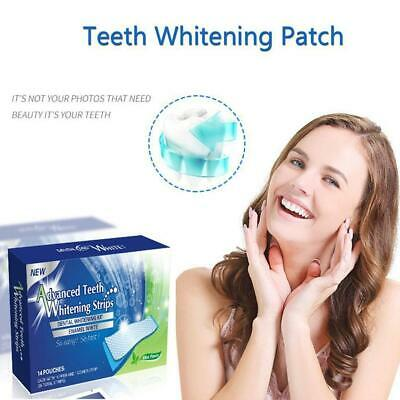 AU5.15 • Buy 28 Professional Advanced Teeth Whitening Strips Tooth Bleaching White Strip