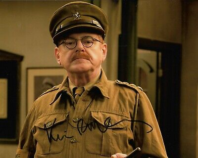 £5.99 • Buy Dad's Army - Kevin R Mcnally - Mainwaring - Genuine Hand Signed Photograph
