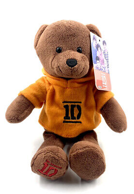 £39.99 • Buy 2012 One Direction Teddy Bear With Orange Hoodie Brand New With Tags RARE