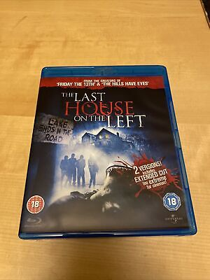 £3.50 • Buy The Last House On The Left (Blu-ray, 2009)