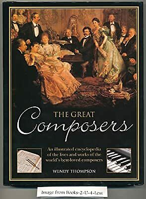 £3.03 • Buy The Great Composers, Wendy Thompson, Used; Good Book