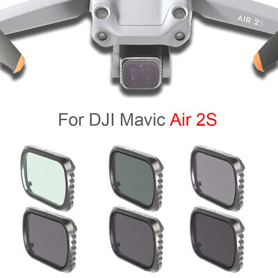 AU69.98 • Buy Lens Filter UV CPL ND4 ND8 ND16 ND32 Camera Filters For DJI MAVIC AIR 2S Drone