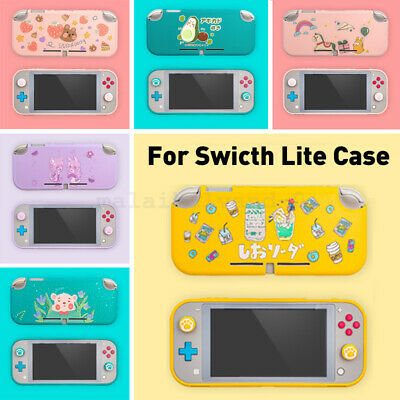 AU22.04 • Buy TPU Soft Case Cartoon Skin Protective Shell Cover For Nintendo Switch Lite