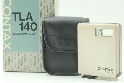 $ CDN120.91 • Buy [ MINT In BOX ] Contax TLA 140 Shoe Mount Flash For G1 G2 From Japan