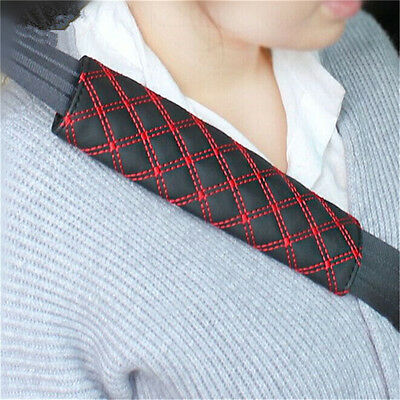 £3.01 • Buy 2X Car Safety Seat Belt Shoulder Covers Cushion Harness Pad Protectors BackP JAP
