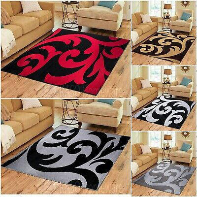 £51.99 • Buy Modern Living Room Large Rugs Bedroom Carpets Hallway Runners Home Décor Carpets