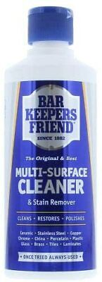 £5.05 • Buy Bar Keepers Friend Multi Surface Household Cleaner & Stain Remover Powder 250g