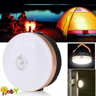 £7.59 • Buy Bright Camping Light Night Lamp USB Rechargeable LED Tent Lantern Outdoor Summer