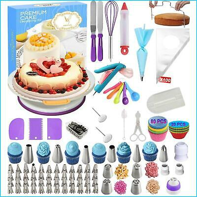 £39.15 • Buy 285 Pcs Professional Complete Cake Decorating Supplies Kit Pastry Dressing Kit