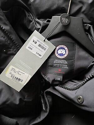 Canada Goose Wyndham Parka RRP 895 Bought From Flannels Brand NEW • 600£
