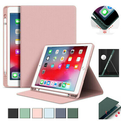 AU22.99 • Buy For IPad 5/6/7/8th Gen 10.2 2020 Case Shockproof Smart Cover With Pencil Holder