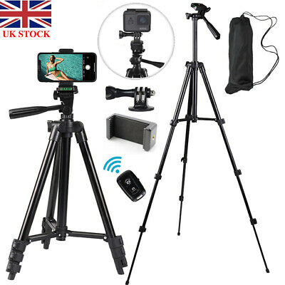 £9.99 • Buy Universal Mobile Phone Tripod Stand Grip Holder Mount For Cameras Phones Remote