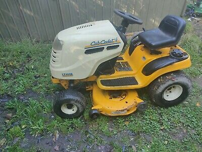 AU1250 • Buy Cub Cadet Ride On Mower Message Me If Interested Cash Only