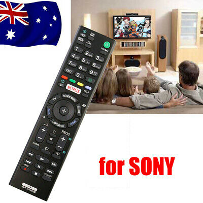 AU13.49 • Buy Replacement SONY BRAVIA TV NETFLIX Universal Remote Control LCD LED Series HD 4K