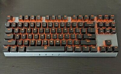 AU26 • Buy DREVO BladeMaster PRO 87K US Layout Mechanical Keyboard RGB Gaming