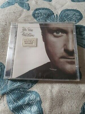 £4 • Buy Both Sides.phil Collins.cd.new And Sealed.