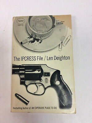 £8.95 • Buy The Ipcress File By Len Deighton Book
