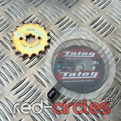 £10.99 • Buy 15 TOOTH 17mm 420 TALON PIT BIKE FRONT SPROCKET Fits 125cc 140cc  PITBIKE