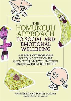 £22.51 • Buy The Homunculi Approach To Social And Emotional Wellbeing A Flexible CBT Programm