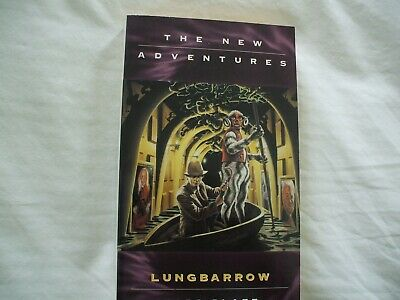 THE NEW ADVENTURES DR.WHO - LUNGBARROW - Marc Platt - 1997 1st Ed. Paperback • 104£