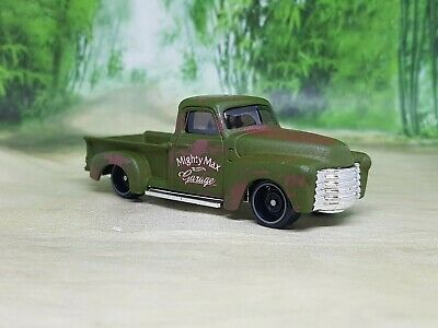 AU8.61 • Buy Hot Wheels '52 Chevy Pickup Diecast Model Car - Excellent Condition