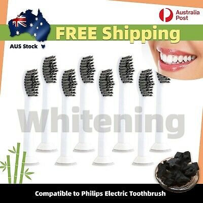 AU7.15 • Buy 4pc Bio-Charcoal Compatible Philips Electric Toothbrush Head Replacement