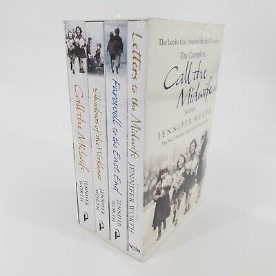 The Complete Call The Midwife Stories: 4 Book Collector's Gift Edition • 35.73£
