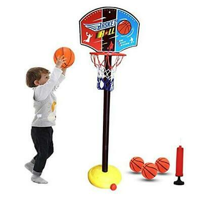 AU32.81 • Buy  Toddlers Gifts Toys For 1-5 Year Old Boys Girls,Toy Basketball Set For