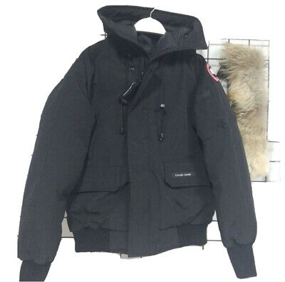 Canada Goose Chilliwack Bomber Black L 100% Authentic Brand New Tagged & Receipt • 350£