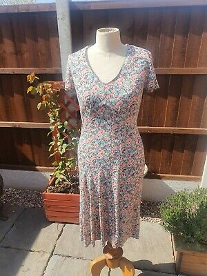 Brora Floral Summer Dress Size  8 • 5.40£