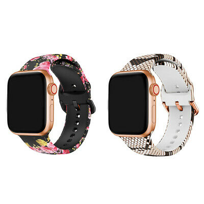 $ CDN8.09 • Buy For Apple IWatch Series 123456 Silicone Replacement Strap Comfortable Band 38-44