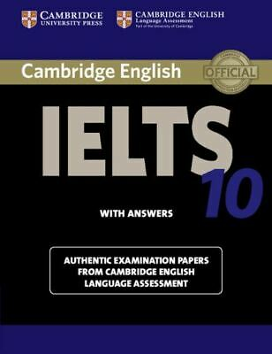 £7.46 • Buy Cambridge English: IELTS 10 With Answers: Authentic Examination Papers From
