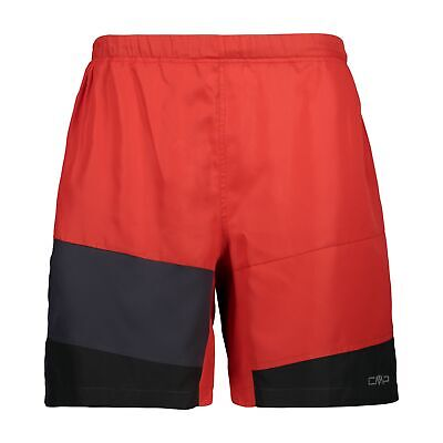 £20.37 • Buy CMP Running Shorts One Trail Bermuda Red Breathable
