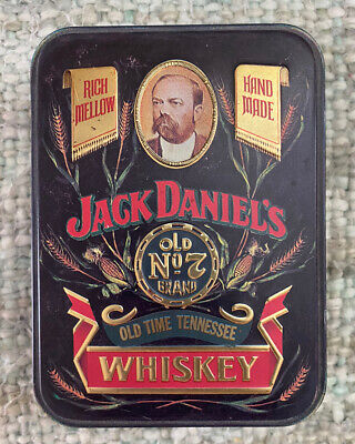 £7.50 • Buy Jack Daniels Old Time Tennesee Whiskey Tin