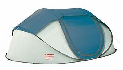 AU202.24 • Buy Pop Up Tent Galiano 4, 4 Man Past Pitch Festival Tent, Absoltely