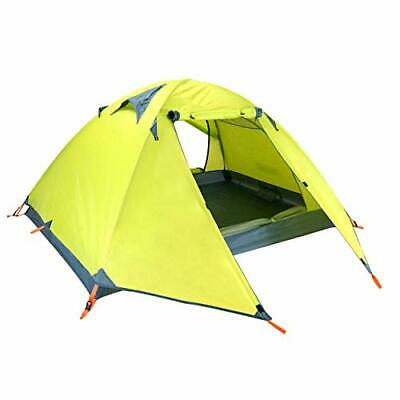 AU205.85 • Buy 1 2 Man Tent 3 4 Season Single One Two Person Easy Up Lightweight