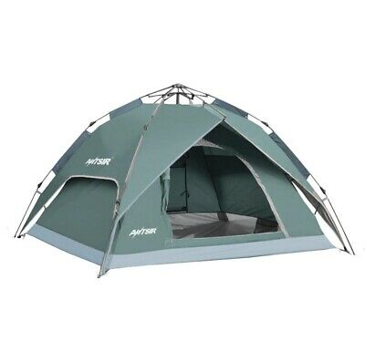 AU165.72 • Buy Special 3-4 Man Waterproof Automatic Instant Pop Up Family Tent Camping Hiking
