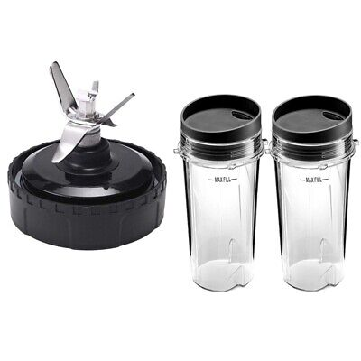 AU32.63 • Buy Juicer Replacement Parts, Blender Accessories And 2x Single Cup 16 Ounce Cu P1S2