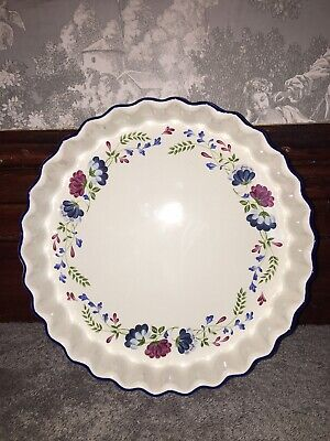 £9.99 • Buy Bhs Priory Dinner Set 9  Quiche Dish Excellent Condition