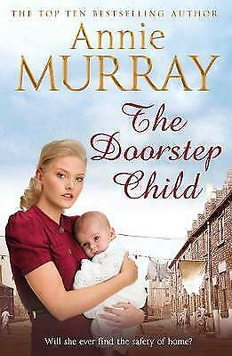 The Doorstep Child By Murray, Annie, Good Used Book (Paperback) FREE & FAST Deli • 3.19£