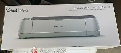 $378 • Buy New, Cricut Maker Machine, Lilac. Ultimate In Professional Level Cutting. New