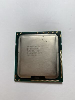 $ CDN18.14 • Buy Intel Core I7-920 SLBCH Quad Core CPU 2.66GHz To 2.93GHz 8MB LGA1366 Processor